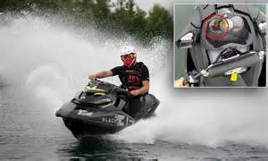 Is This The World's Fastest Jet Ski? British Designer
