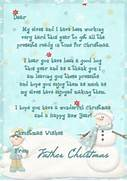 Building A Snowman Letter From Father Christmas Father Christmas Letter Templates Free Father Christmas Will Need Some Details So Please Click On Santa Letters To Print At Home Gifts Designs At