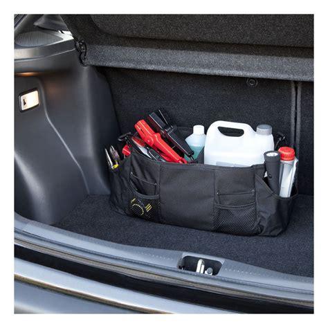 sacoche de rangement pour coffre de voiture