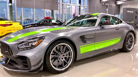 Four different activation strategies can be run, depending on whether amg dynamics basic, advanced, pro or master has. 2020 Mercedes-AMG GTR Pro Limited Edition - YouTube
