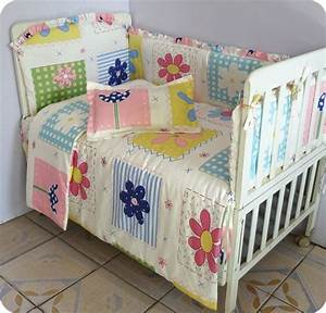 Comfortable, Baby, Cot, Bedding, Set, 100, Cotton, 6, Pcs, Baby