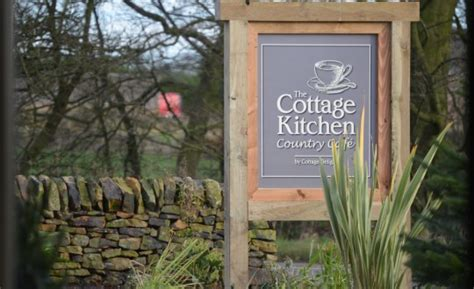 Cottage Kitchen Country Café  Pleydell Smithyman