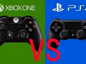 Xbox One Vs  Playstation 4  Which Is The Best Games