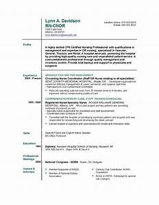 nurse resume sample