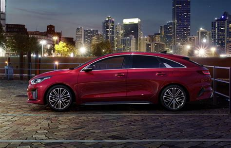 kia proceed revealed  elegant shooting brake