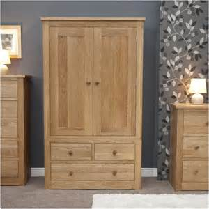 Modern Bookcases Uk by Kingston Solid Modern Oak Bedroom Furniture Double