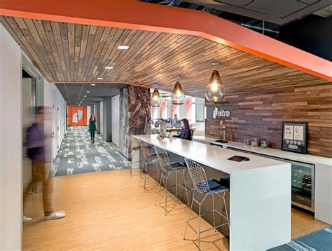 Office Bar by 187 Nitro Office By Blitz San Francisco California