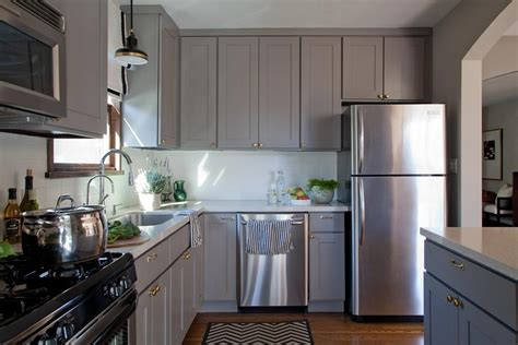 Brown Laminate Floor Kitchen Color Schemes Cabinets Dining