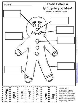 gingerbread labeling activity gingerbread 742 | d643feeed124c267c8177541579272d8