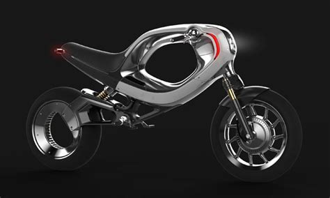 Futuristic Frog Ebike Features Hubless Rear Wheel And Void