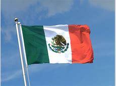 Mexiko Fahne kaufen 90 x 150 cm FlaggenPlatzch