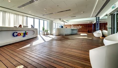 Google's First Office in Israel - Azure Magazine