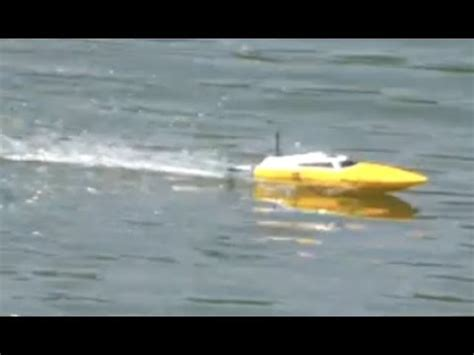 Fast Rc Boat Videos by Fast Mini Rc Speed Boat Youtube