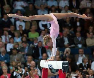 Mia Torres Gymnastic