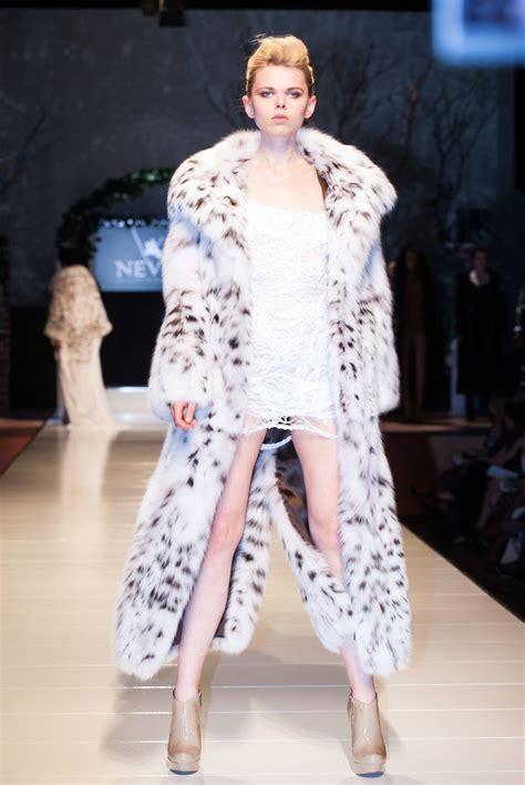 gala fur fashion show fea 2014 nevris