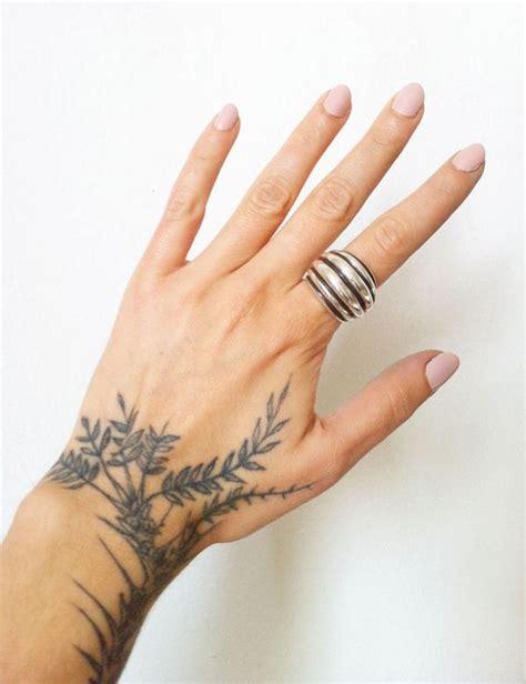 Tattoo Design For Left Hand