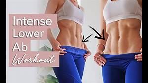 Intense Lower Ab Workout