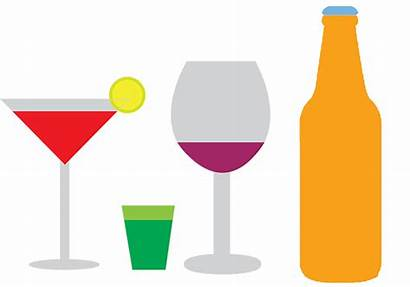 Alcohol Clipart Drinking Binge Transparent Hemorrhoids Causes