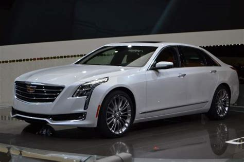 2018 Cadillac Ct6 Pictures Release Date Price Changes