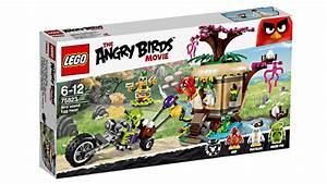 LEGO® ANGRY BIRDS EMPEZARÁ A VOLAR Juegos Juguetes y Coleccionables