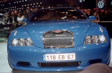 Bugatti Eb118. Photos And Comments. Www.picautos.com