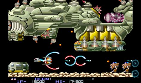 R Type The Classic Shooter At 30 Den Of Geek
