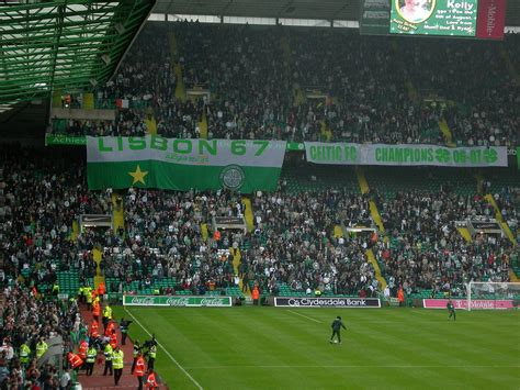 Celtic Football Club Fans