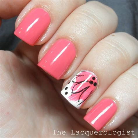accent nail designs 35 best flower accent nail ideas