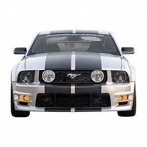 Duraflex® - Ford Mustang 2006 GT500 Style Fiberglass Wide Body Kit