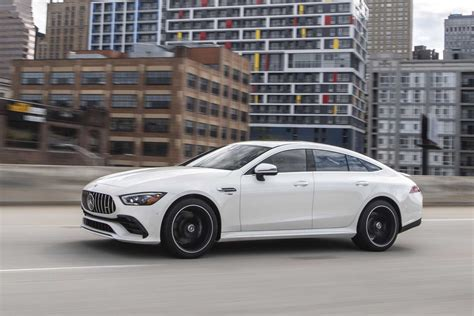Then browse inventory or schedule a test drive. 2021 Mercedes-AMG GT 43 4-Door Coupe is the New Bargain Trim Level - Motor Illustrated
