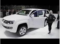 Volkswagen Amarok Hardtop Geneva Motor Show YouTube