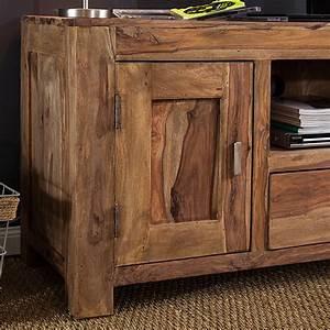 Tv Möbel Lowboard : wolf m bel tv unterschrank massivholz sheesham lowboard kommode tv rack neu ebay ~ Markanthonyermac.com Haus und Dekorationen