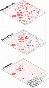 Architecture Site Analysis Figure Ground  Building Type