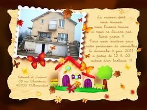 Pendaison De Crémaillère Invitation : nos invitations pour notre pendaison de cr maill re ~ Melissatoandfro.com Idées de Décoration