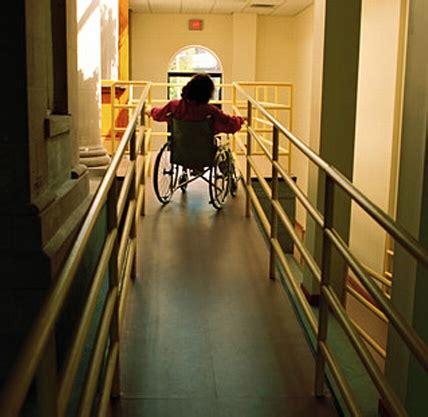 wheelchair ramp information brainline