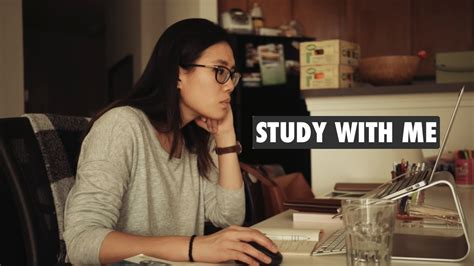 Study With Me  A Real Time Study Session (with Study Music) Youtube