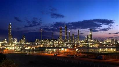 Refinery Chemical Industry Maintenance Focusgallery Process Night