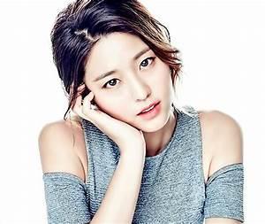 AOA Seolhyun Showcases Her Beauty For Acuvue Korea ...