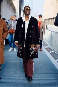 #OOTD: A$AP Rocky at the Gucci show in Milan | A$ap rocky ...