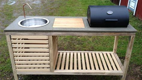 build a portable outdoor kitchen lifehacker australia
