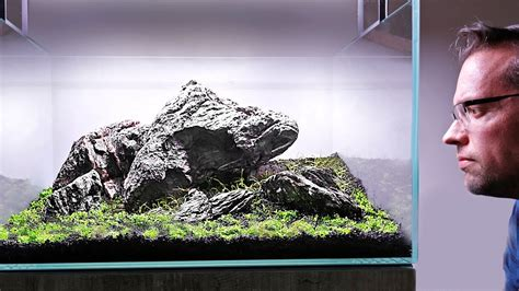 Aquascaping With Rocks by Pete S Iwagumi How To Aquascape With Rocks