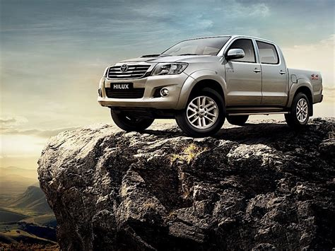 Toyota Hilux Double Cab Specs & Photos  2011, 2012, 2013