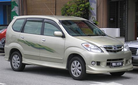 Toyota Avanza Picture by Toyota Avanza Standard 1 5 In Pakistan Avanza Toyota