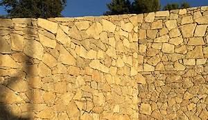 Mur Pierre Apparente : construction murs en pierre naili construction ~ Premium-room.com Idées de Décoration