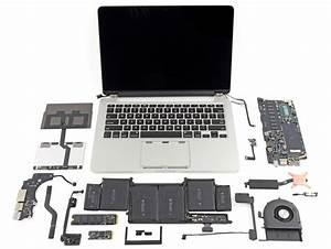 macbook air replace ssd
