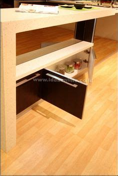 meja bar  dapur rumah minimalis gambar  home
