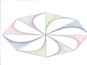 Geometric Line Design Patterns