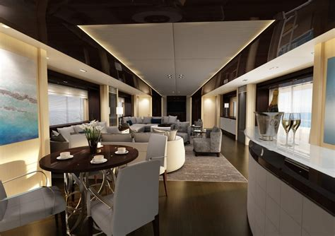 Luxury Design : Luxury Yacht Interior Design