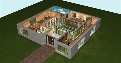 plan de maison 3d en ligne gratuit 50 plans en 3d avec 1 chambres galerie de plans les plus