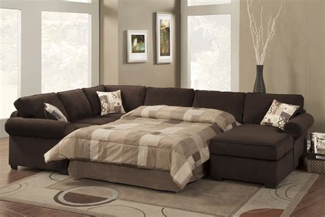 Brown Sectional Sleeper Sofa by Sectional Sofa Sleepers For Better Sleep Quality And